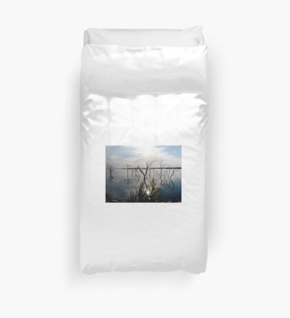 Serenity at it's Best Duvet Cover