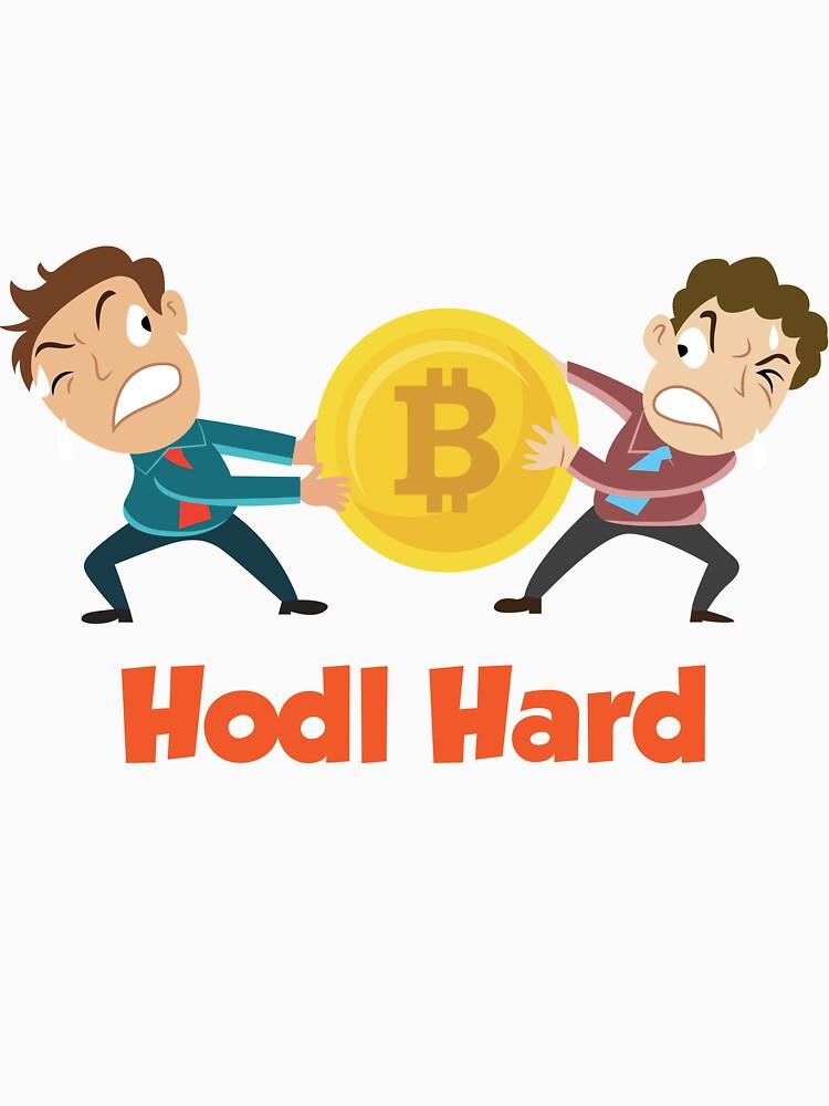Hodl Hard Tug of War by HodlHard