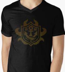 Splatoon Inspired: Ranked Battle Icon Men's V-Neck T-Shirt