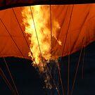 Hot Air Balloons IX by Lorelle Gromus