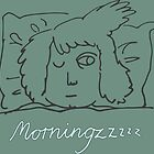 doodles of morning people #1 by johanneVN