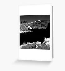 Black Canyon of the Colorado (8/28/2010) Greeting Card