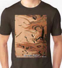 BROWN GATOR Unisex T-Shirt