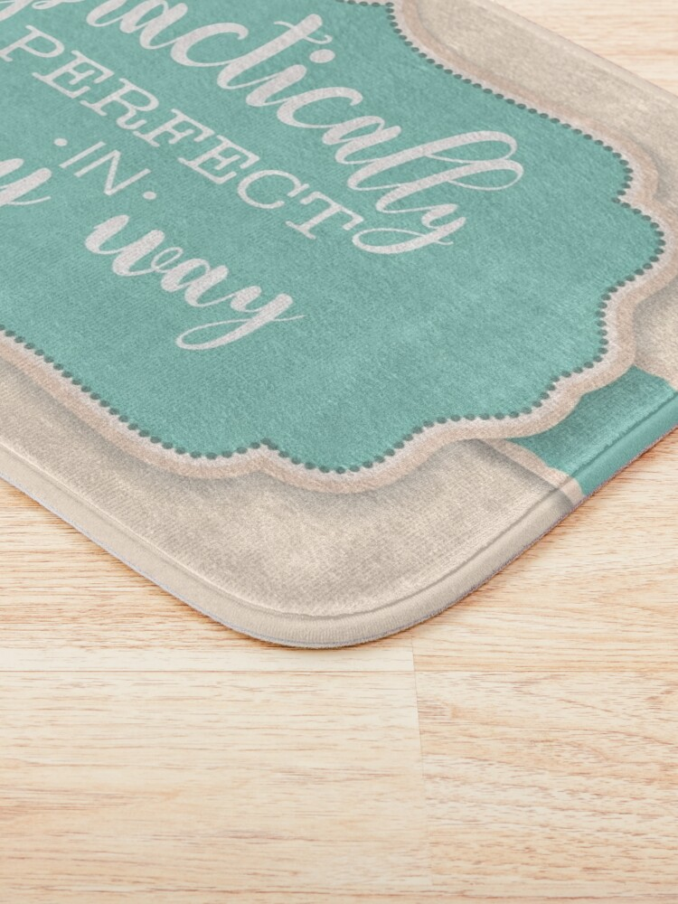 Alternate view of Mary Poppins Bath Mat