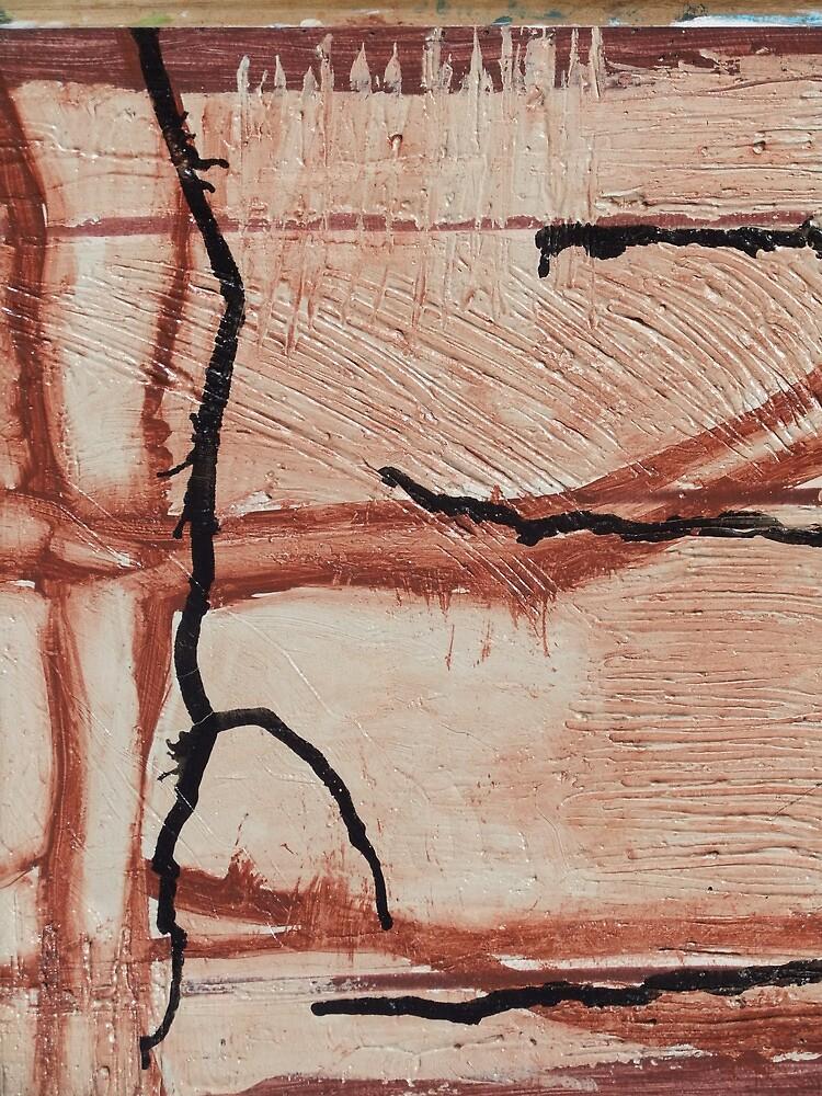 Untitled No 5: 'Our Precious Earth' series by Susan MacFarlane