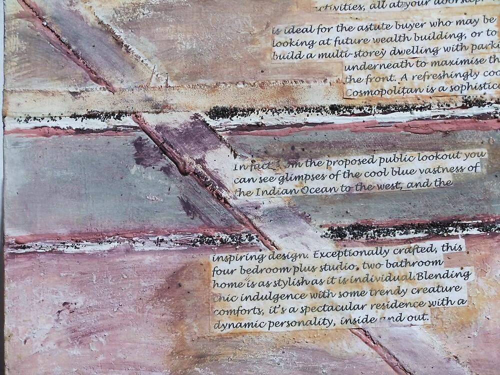 Untitled No6:   'Our Precious Earth' series by Susan MacFarlane