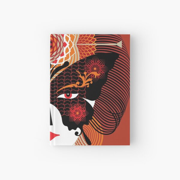 Madame Batterfly Japan Collection by ©2019 Balbusso Twins Hardcover Journal