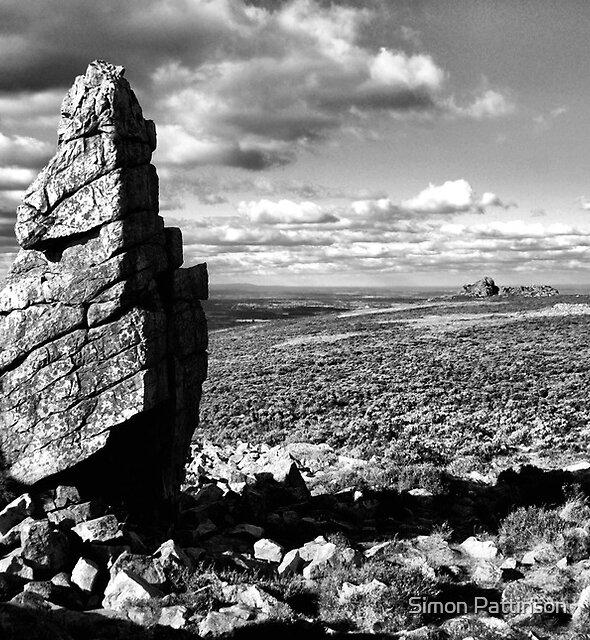 Manstone Rock by Simon Pattinson