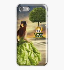 Outside The Lines... iPhone Case/Skin