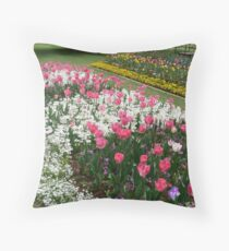 Queens Park Throw Pillow