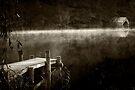 Loch Ard Mono by David Mould