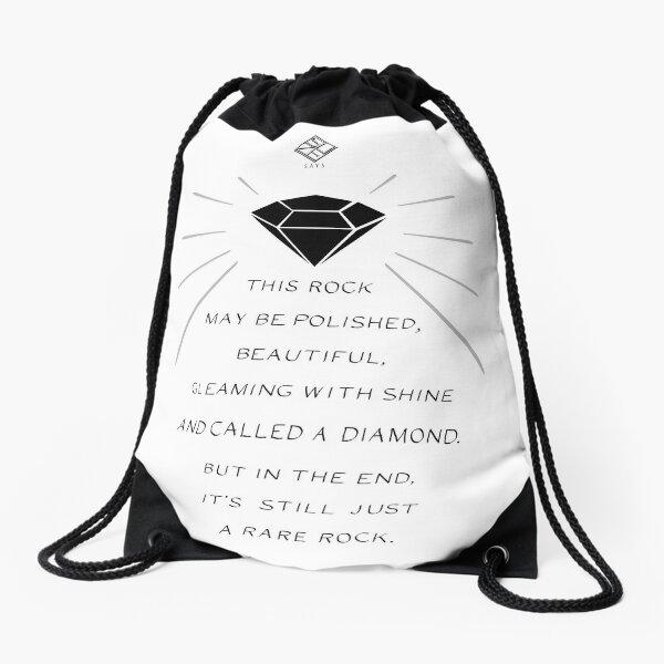 This Rock Drawstring Bag