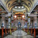 Binondo Church  by Yhun Suarez