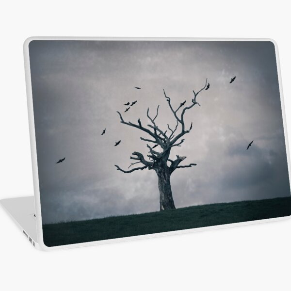 The Death Of Trees Laptop Skin