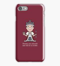 Jim Moriarty (card/notebook/phone) iPhone Case/Skin