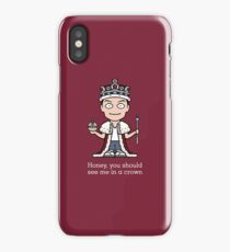 Jim Moriarty (card/notebook/phone) iPhone Case/Skin