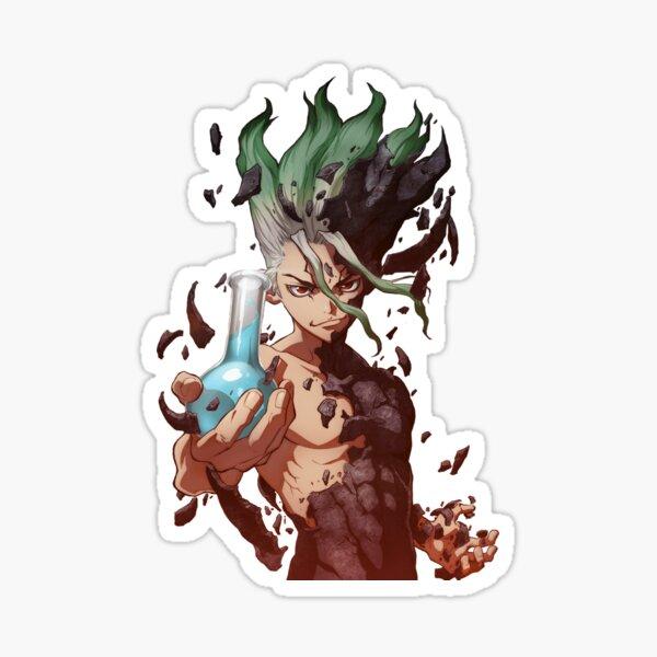 Senku Ishigami - Dr. Stone  Sticker