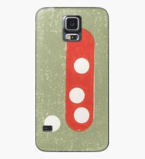 Abstract no2 Case/Skin for Samsung Galaxy