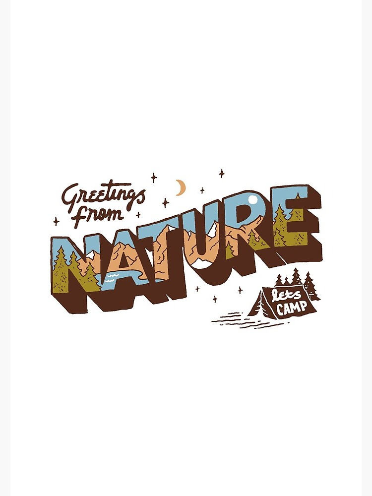 Nature Greetings by skitchism