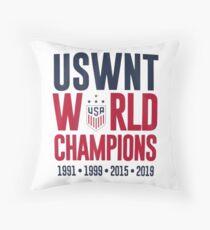 USWNT Champions Floor Pillow