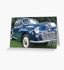 MOGGIE 1000 Greeting Card