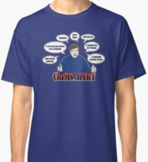 Community -- CRISIS ALERT! Classic T-Shirt