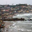 High Winds - Cape Coast, Ghana by helenlloyd