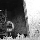 weaver's machine by NordicBlackbird