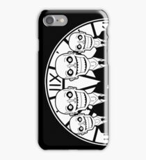 The Gentlemen Clocktower iPhone Case/Skin
