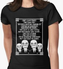 Hush Women's Fitted T-Shirt