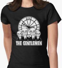 The Gentlemen Logo Women's Fitted T-Shirt