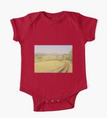Tuscan Farmhouse, Tuscany, Italy Kids Clothes
