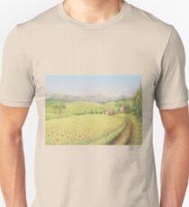 Tuscan Farmhouse, Tuscany, Italy T-Shirt