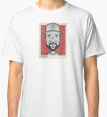 Ozzie Smith Caricature Classic T-Shirt