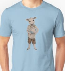 Cow / Boy Unisex T-Shirt