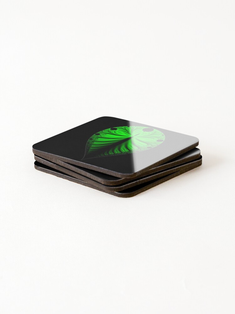 Alternate view of Verdant II Coasters (Set of 4)