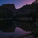 Dream Lake Reflections by Gary Lengyel