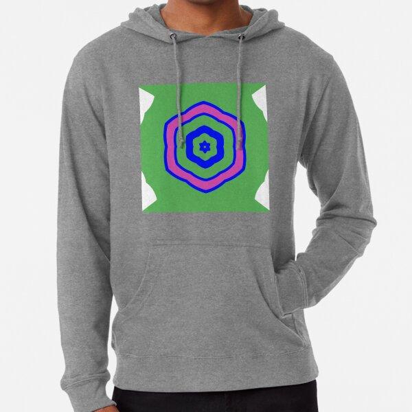 #vortex, #design, #spiral, #creativity, fun, illustration, shape, color image, circle, geometric shape Lightweight Hoodie