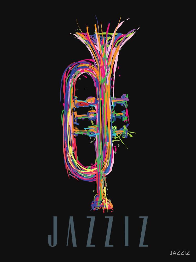 """JAZZIZ """"Trumpet"""" by JAZZIZ"""