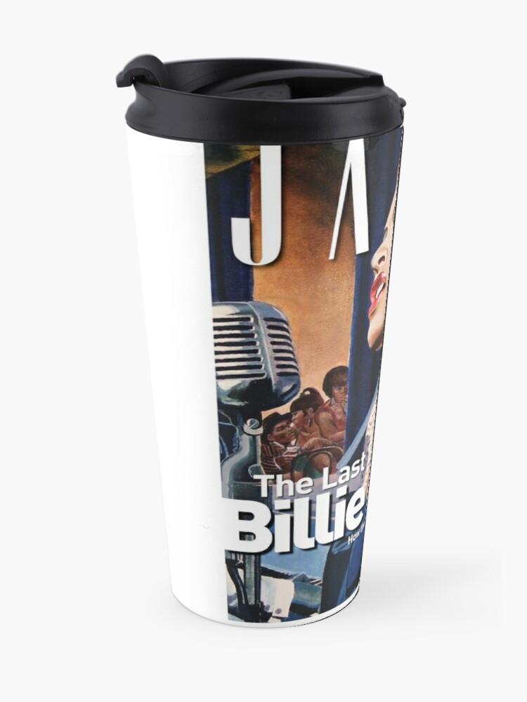 """Alternate view of JAZZIZ """"Summer 2015"""" Travel Mug"""