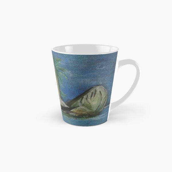 Pastel Seascape S77 Tall Mug