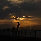 Sunset on Solstice by GCAPARO