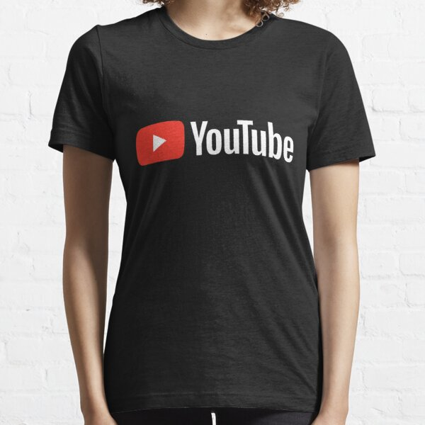 TOP SELLER - Marchandises Logo Youtube T-shirt essentiel