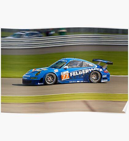 Team Felbermayr Proton Porsche Poster