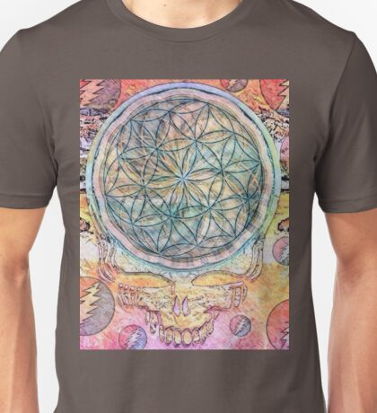 Sunset Sketch Unisex T-Shirt