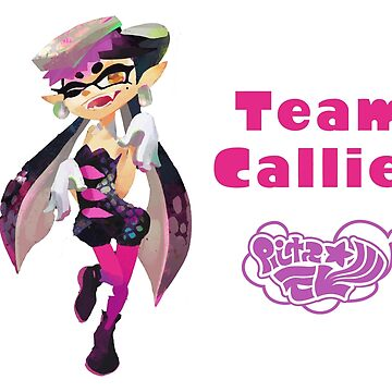 Splatoon! Team Callie by kuuushi