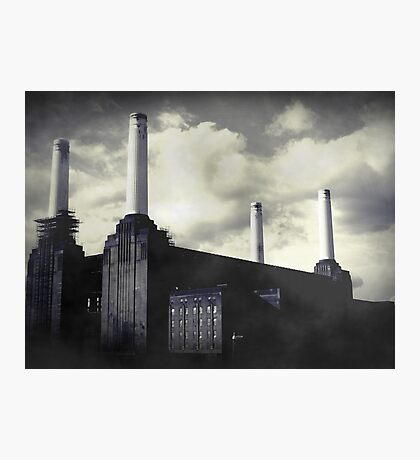 Battersea Power Station  Photographic Print
