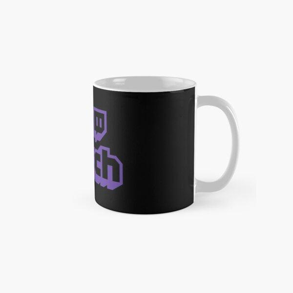 BEST SELLER - Twitch Logo Merchandise Classic Mug