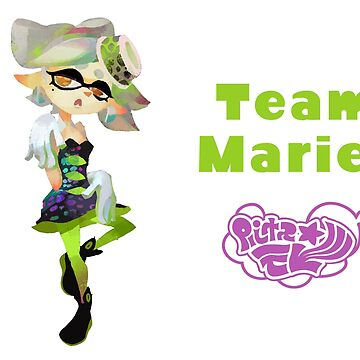 Splatoon! Team Marie by kuuushi
