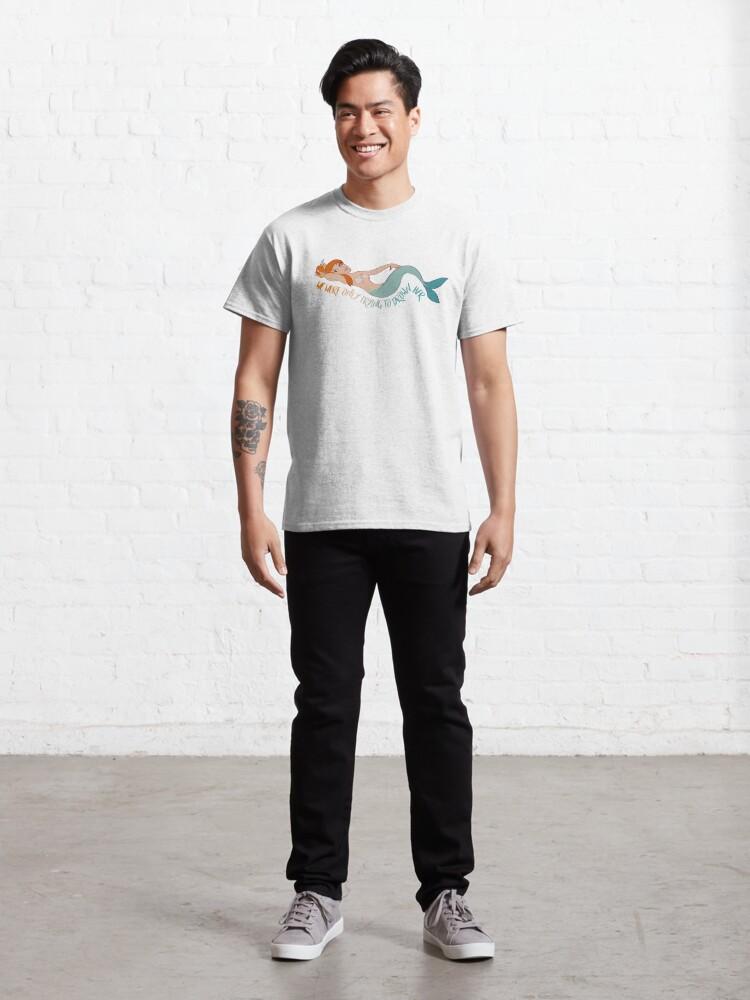 Alternate view of MERMAID LAGOON Classic T-Shirt